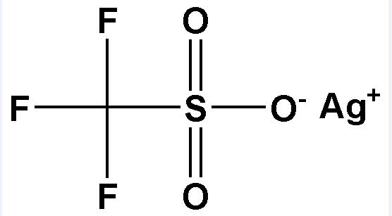 三氟甲磺酸银